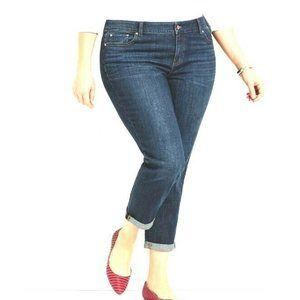 Talbots Flawless 20W Girlfriend Jeans Medium Wash